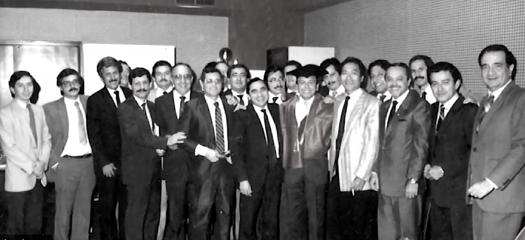 Filanbanco's board, 1969